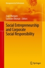 Social Entrepreneurship and Corporate Social Responsibility - eBook