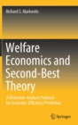 Welfare Economics and Second-Best Theory : A Distortion-Analysis Protocol for Economic-Efficiency Prediction - Book