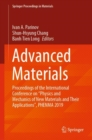 "Advanced Materials : Proceedings of the International Conference on ""Physics and Mechanics of New Materials and Their Applications"", PHENMA 2019 - Book"