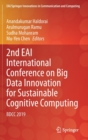 2nd EAI International Conference on Big Data Innovation for Sustainable Cognitive Computing : BDCC 2019 - Book