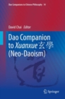 Dao Companion to Xuanxue 玄學 (Neo-Daoism) - eBook