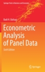 Econometric Analysis of Panel Data - Book