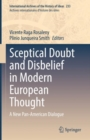 Sceptical Doubt and Disbelief in Modern European Thought : A New Pan-American Dialogue - eBook