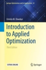 Introduction to Applied Optimization - eBook