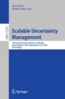Scalable Uncertainty Management : 14th International Conference, SUM 2020, Bozen-Bolzano, Italy, September 23-25, 2020, Proceedings - Book