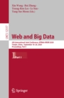 Web and Big Data : 4th International Joint Conference, APWeb-WAIM 2020, Tianjin, China,  September 18-20, 2020, Proceedings, Part I - eBook