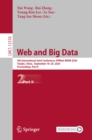 Web and Big Data : 4th International Joint Conference, APWeb-WAIM 2020, Tianjin, China,  September 18-20, 2020, Proceedings, Part II - eBook