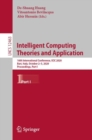 Intelligent Computing Theories and Application : 16th International Conference, ICIC 2020, Bari, Italy, October 2-5, 2020, Proceedings, Part I - eBook