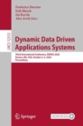 Dynamic Data Driven Applications Systems : Third International Conference, DDDAS 2020, Boston, MA, USA, October 2-4, 2020, Proceedings - eBook