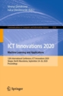 ICT Innovations 2020. Machine Learning and Applications : 12th International Conference, ICT Innovations 2020, Skopje, North Macedonia, September 24-26, 2020, Proceedings - eBook
