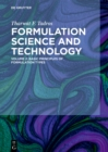 Basic Principles of Formulation Types - eBook