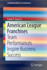 American League Franchises : Team Performances Inspire Business Success - Book