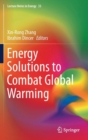Energy Solutions to Combat Global Warming - Book