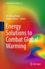 Energy Solutions to Combat Global Warming - eBook