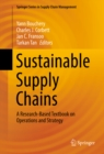 Sustainable Supply Chains : A Research-Based Textbook on Operations and Strategy - eBook
