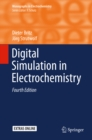 Digital Simulation in Electrochemistry - eBook