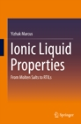 Ionic Liquid Properties : From Molten Salts to RTILs - eBook