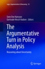 The Argumentative Turn in Policy Analysis : Reasoning about Uncertainty - Book