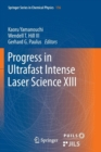 Progress in Ultrafast Intense Laser Science XIII - Book