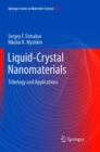Liquid-Crystal Nanomaterials : Tribology and Applications - Book