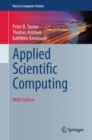 Applied Scientific Computing : With Python - Book
