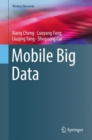 Mobile Big Data - Book