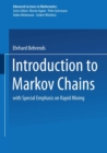 Introduction to Markov Chains : With Special Emphasis on Rapid Mixing - eBook