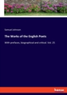 The Works of the English Poets : With prefaces, biographical and critical. Vol. 25 - Book