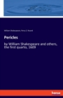 Pericles : by William Shakespeare and others, the first quarto, 1609 - Book