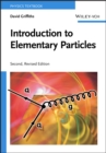 Introduction to Elementary Particles - Book
