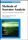 Methods of Seawater Analysis - eBook