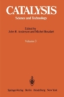 Catalysis: Science and Technology : Vol 3 - Book