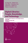 Digital Libraries: People, Knowledge, and Technology : 5th International Conference on Asian Digital Libraries, ICADL 2002, Singapore, December 11-14, 2002, Proceedings - eBook