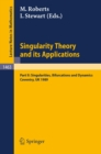 Singularity Theory and its Applications : Warwick 1989, Part II: Singularities, Bifurcations and Dynamics - eBook