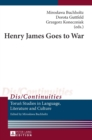 Henry James Goes to War - Book