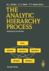 The Analytic Hierarchy Process : Applications and Studies - eBook