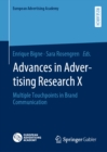 Advances in Advertising Research X : Multiple Touchpoints in Brand Communication - eBook