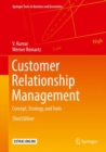 Customer Relationship Management : Concept, Strategy, and Tools - Book