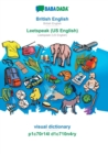 BABADADA, British English - Leetspeak (US English), visual dictionary - p1c70r14l d1c710n4ry : British English - Leetspeak (US English), visual dictionary - Book