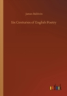 Six Centuries of English Poetry - Book