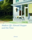 Modern Life: Edward Hopper and His Time - Book