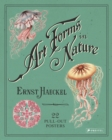 Ernst Haeckel: Art Forms in Nature: 22 Pull-Out Posters - Book