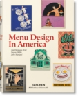 Menu Design in America - Book