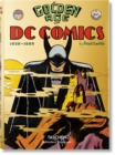 The Golden Age of DC Comics - Book