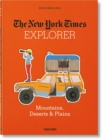 The New York Times Explorer. Mountains, Deserts & Plains - Book