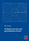 On Beatty Sets and Some Generalisations Thereof - Book