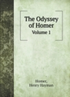 The Odyssey of Homer : Volume 1 - Book