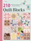 210 Traditional Quilt Blocks : Each Block is Explained with Step-by-Step Pictures - Book
