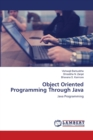 Object Oriented Programming Through Java - Book