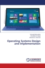 Operating Systems Design and Implementation - Book